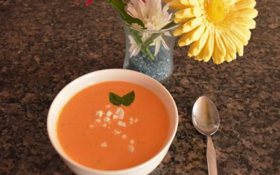 Creamiest Tomato Soup